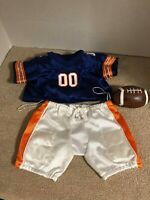 Build a Bear Clothing Outfit Football, Pants, Jersey Chicago bears