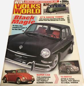 Volks World Magazine - Summer 2007 - BEETLE BUG BUS KOMBI VW CAMPER