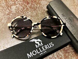 NEW Mollerus Mönch c.5 mit Etui Sonnenbrillen/SunglassesI