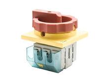 SIEMENS 3LD2504-0TK53 SENTRON Lasttrennschalter 3LD Not-Aus-Schalter 3-polig