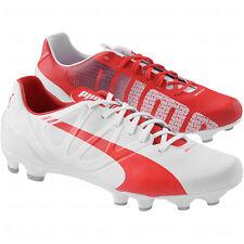 NEW PUMA EVOSPEED EVO SPEED 2.3 FG Soccer MENS ATMOS MITA White Red Size 12