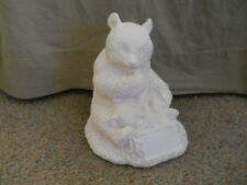 1992 ACCENTS UNLIMITED READY TO PAINT POTTERY MOTHER AND BEAR  CUB Ceramic