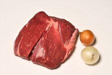 1,5 kg Schmorbraten Braten vom  Highland Jungbullen min 12 Tage gereift € 11,90/