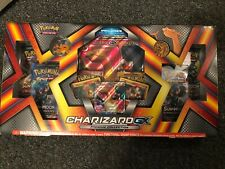 Pokémon Card Charizard GX Premium Collection Box Factory Sealed - 6 Booster Pack
