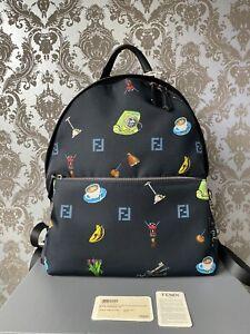 FENDI Backpack Bag RFID
