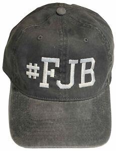 #FJB Anti Biden Embroidered Adjustable Trump 2024 MAGA Cap Hat