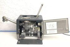 Vtg 1950s Bell & Howell Filmosound 302 K 16mm Film Projector Tube AMP Amplifier