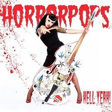 Hell Yeah by Horrorpops (CD, 2004, Hellcat Records) VERY GOOD / FREE SHIPPING