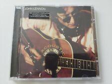 JOHN LENNON ACOUSTIC EU CD BEATLES