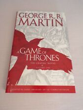 Game of Thrones the Graphic Novel: A Game of Thrones Vol. 1 by George R. R.