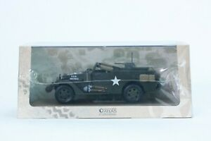 ATLAS EDITIONS 6690 020 M3  MILITARY SCOUT CAR NEW & UNOPENED