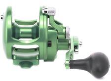 Avet JX 6/3 2-Speed Lever Drag Casting Reel JX6/3 - GREEN - Right Hand - New