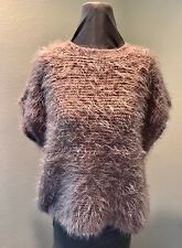 Aquilano  Rimond Blush Sweater Size Large