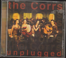 CORRS UNPLUGGED 14 track NEW CD 16 page BOOKLET 1999 MTV