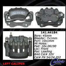 Centric Parts 142.44184 Front Left Rebuilt Brake Caliper With Pad
