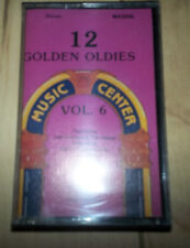12 Golden Oldies Volume 6 Cassette