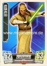 Eeth Koth #017 - Force Attax Serie 2