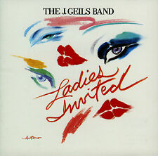 THE G. GEILS BAND  ladies invited