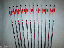 CARBON EXPRESS MAXIMA HUNTER 350 CUSTOM CRESTED ARROWS! WILL CUT!