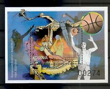 KOSOVO 2019,SPORT,FIBA,BASKETBALL,WORLD CUP,CHINA,MNH