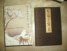 HIROSHIGE - LE PETIT TOKAIDO - ANNO:2012 - LINGUA :FRANCESE (NA)