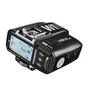 walimex pro Funkauslöser W1 TTL T-C für Canon EOS Kameras