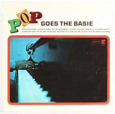 Count Basie, Pop Goes The Basie  Vinyl Record *USED*