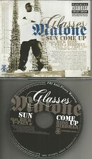 GLASSES MALONE w/ RICK ROSS T Pain Sun Come Up CLEAN & INSTRUMENTAL PROMO DJ CD