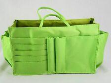 Lady Handbag Purse Tote Bag Organizer Insert Divider Item #J6-Wasabi Green