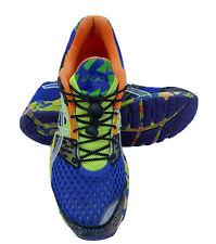 Asics Gel-Noosa Tri 8 Blue Yellow Punch Trainer Sneaker Mens 9 US T306N