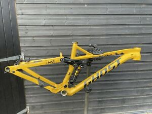 Ghost SL Amr 4.7 Size Small Frame  27'5 Wheels