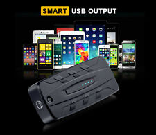 Drico 15000 mAh Portable Car Jump Starter Booster Charger Battery Power Bank