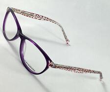 LUCKY BRAND Eyeglasses PEPPY Brown 49MM