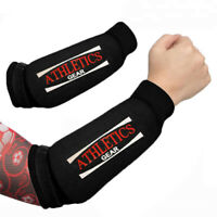 Forearm Pads Protector Brace Wrist Guard Support MMA Protection Kombat Sports