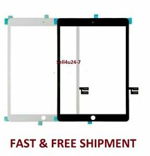 "New Digitizer Glass For iPad 7 7th Gen 2019 10.2"" A2197 A2198 A2200 Black/White"