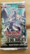 12 packs of Konami YuiGiOh! Booster Pack Code of the Duelist -Spanish Editition