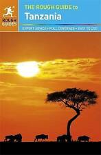 The Rough Guide to Tanzania, Rough Guides, New Book