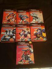 Transformers Commemorative Series Lot...Go Bots Puzzler...loose G1's