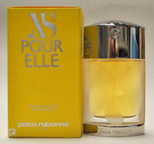 VINTAGE- XS Pour Elle by Paco Rabanne Perfume Women 1.7oz Eau de Toilette Spray