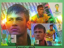 FIFA World Cup Brasil  2014 XXL Limited edition Neymar WM  Panini Adrenalyn