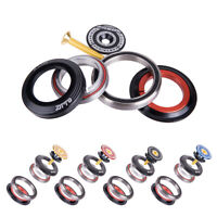 "42-52mm MTB Bicycle Headset 1-1/2"" Sealed Bearings For Tapered Fork Frame Tube"