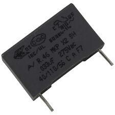 5 Kemet r46ki23300001m mkp-funkentstörkondensator 275v 33nf rm15 856643