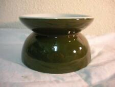 HALL CHINA CHEWING TOBACCO SPITTOON