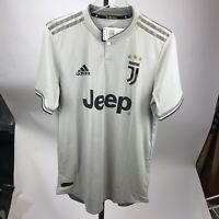 Juventus Adidas Authentic Away Jeep Jersey 18/19 ClimaChill