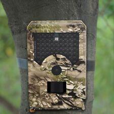12MP HD 1080P Hunting Trail Camera Video Wildlife Scouting IR Night Vision Cam