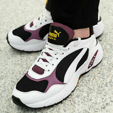 Puma Cell Viper 369505-15 Men White Casual Lace Up Low Top Sneaker Shoes RRP £89