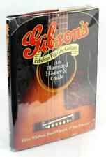 Signed Limited Edition Gibson's Fabulous Flat-Top Guitars Illustrated History