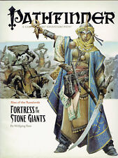 Pathfinder #4 Rise Of The Runelords: Fortress Of The Stone Giants 3.5 Paizo 2008