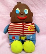 "VINTAGE RARE 15"" 1977 BABY MR POTATO HEAD BOY DOLL TEACHING TOY ONLY MADE 1 YEAR"