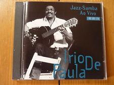 Irio de Paula Jazz-Samba ao vivo nel Jazz CD 1996 RAR!